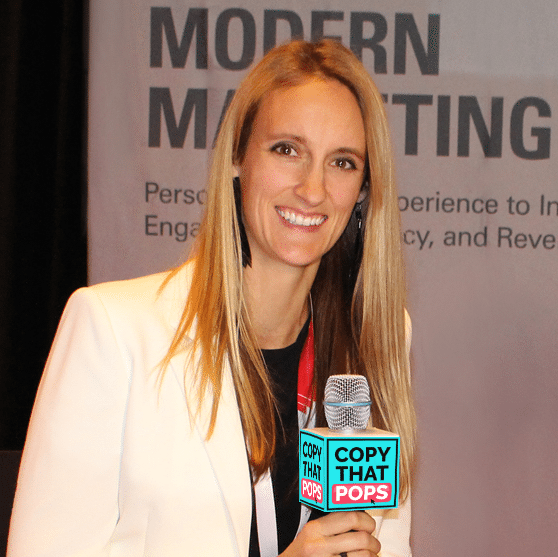 Laura Petersen Shepard – CEO & Podcast Host at Copy That Pops